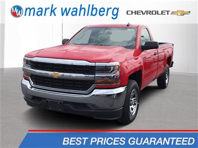 2018 Silverado 1500 Regular Cab 4x4,  Pickup #CJZ364621 - photo 1