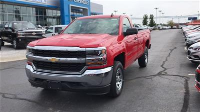 2018 Silverado 1500 Regular Cab 4x4,  Pickup #CJZ364621 - photo 3