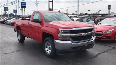 2018 Silverado 1500 Regular Cab 4x4,  Pickup #CJZ364621 - photo 5