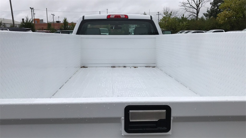 2019 Silverado 3500 Regular Cab DRW 4x4,  Duramag Service Body #CKF102663 - photo 11