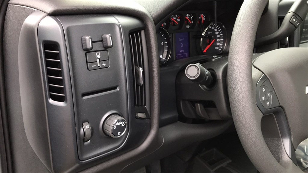 2019 Silverado 3500 Regular Cab DRW 4x4,  Duramag Service Body #CKF102663 - photo 21
