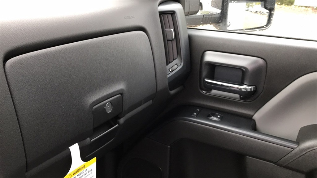 2019 Silverado 3500 Regular Cab DRW 4x4,  Duramag Service Body #CKF102663 - photo 26