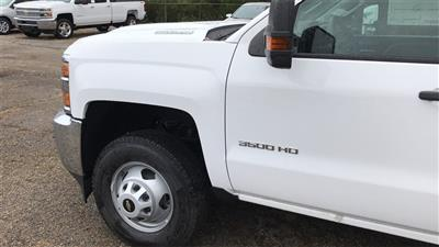 2019 Silverado 3500 Regular Cab DRW 4x4,  Duramag S Series Service Body #CKF102663 - photo 13