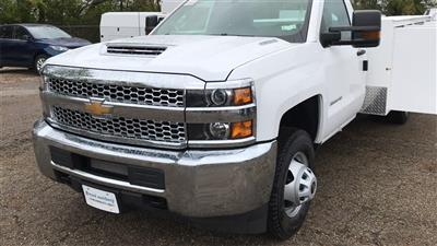 2019 Silverado 3500 Regular Cab DRW 4x4,  Duramag S Series Service Body #CKF102663 - photo 27