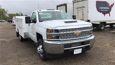 2019 Silverado 3500 Regular Cab DRW 4x4,  Duramag S Series Service Body #CKF102663 - photo 7