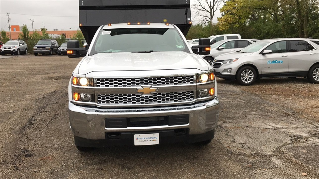 2019 Silverado 3500 Regular Cab DRW 4x2,  Knapheide Dump Body #CKF108340 - photo 6