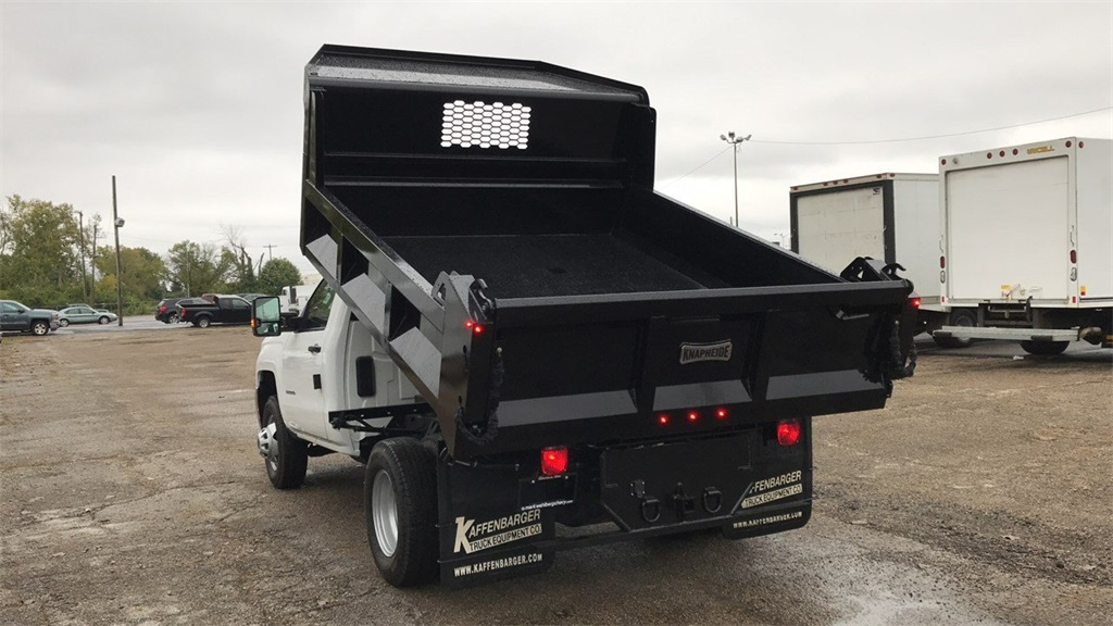 2019 Silverado 3500 Regular Cab DRW 4x2,  Knapheide Dump Body #CKF108340 - photo 2