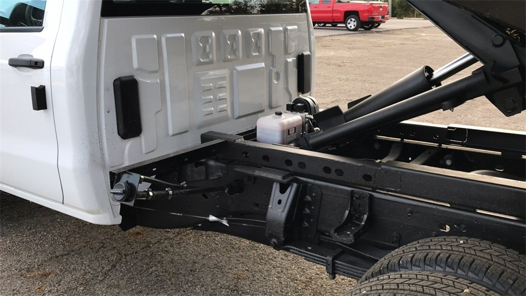 2019 Silverado 3500 Regular Cab DRW 4x2,  Knapheide Dump Body #CKF108974 - photo 11