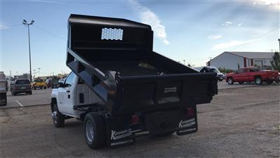 2019 Silverado 3500 Regular Cab DRW 4x2,  Knapheide Rigid Side Dump Body #CKF108974 - photo 2