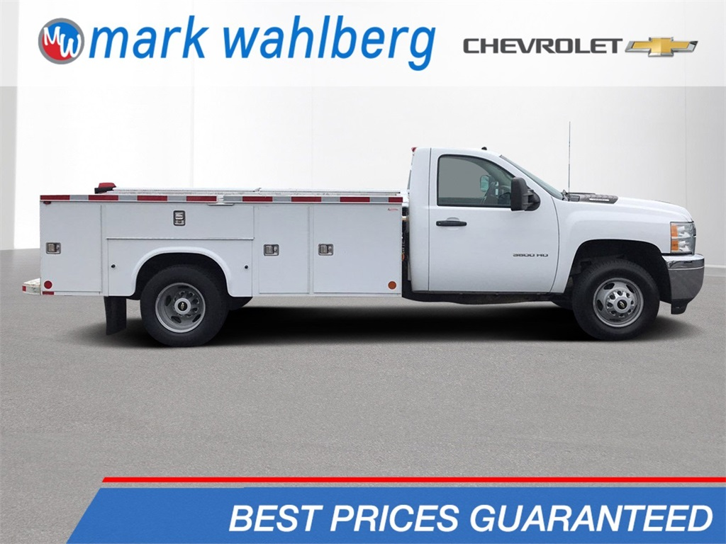 2014 Silverado 3500 Regular Cab 4x2,  Cab Chassis #CP110690 - photo 1