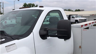 2014 Silverado 3500 Regular Cab 4x2,  Cab Chassis #CP110690 - photo 30