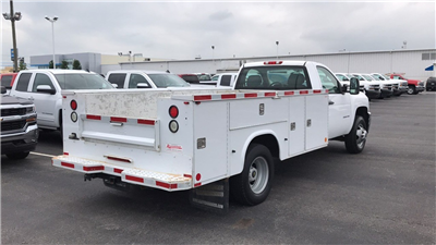 2014 Silverado 3500 Regular Cab 4x2,  Cab Chassis #CP110690 - photo 2
