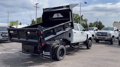 2020 Silverado 5500 Crew Cab DRW 4x4,  Crysteel E-Tipper Dump Body #CX0T089936 - photo 2