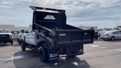2020 Silverado 5500 Crew Cab DRW 4x4,  Crysteel E-Tipper Dump Body #CX0T089936 - photo 11