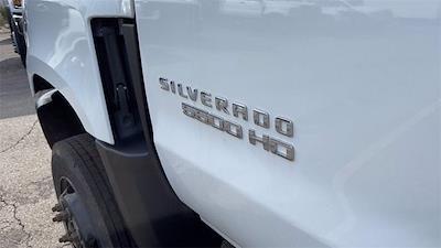 2020 Silverado 5500 Crew Cab DRW 4x4,  Crysteel E-Tipper Dump Body #CX0T089936 - photo 14