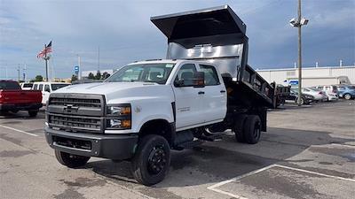 2020 Silverado 5500 Crew Cab DRW 4x4,  Crysteel E-Tipper Dump Body #CX0T089936 - photo 28