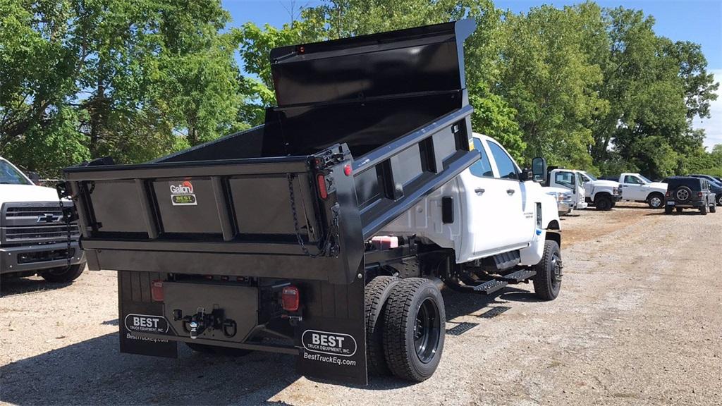 2020 Chevrolet Silverado Medium Duty Crew Cab DRW 4x4, Galion Dump Body #CX0T610057 - photo 1