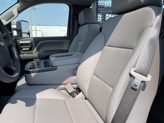 2020 Silverado 5500 Regular Cab DRW 4x4,  Knapheide Value-Master X Stake Bed #CX0T617531 - photo 12