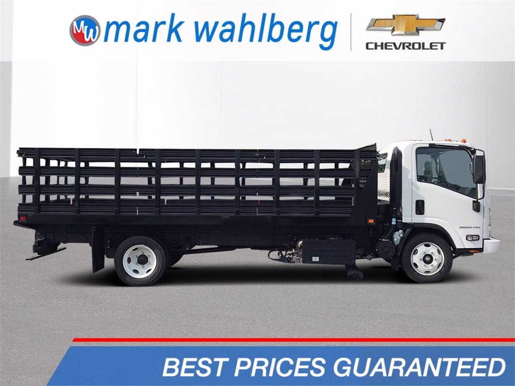 2020 Chevrolet LCF 5500HD Regular Cab 4x2, Knapheide Platform Body #CX0T901045 - photo 1
