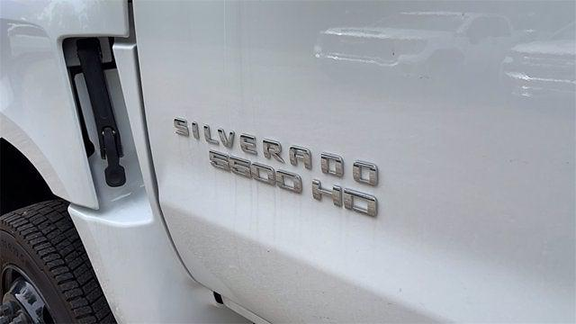 2021 Silverado 5500 Crew Cab DRW 4x4,  Galion Dump Body #CX1T268800 - photo 27