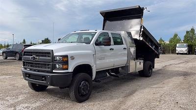 2021 Silverado 5500 Crew Cab DRW 4x4,  Galion Dump Body #CX1T268800 - photo 32