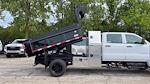2021 Silverado 5500 Crew Cab DRW 4x4,  Galion Dump Body #CX1T268800 - photo 3