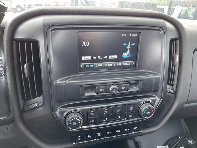 2021 Silverado 4500 Regular Cab DRW 4x4,  Cab Chassis #CX1T659483 - photo 6