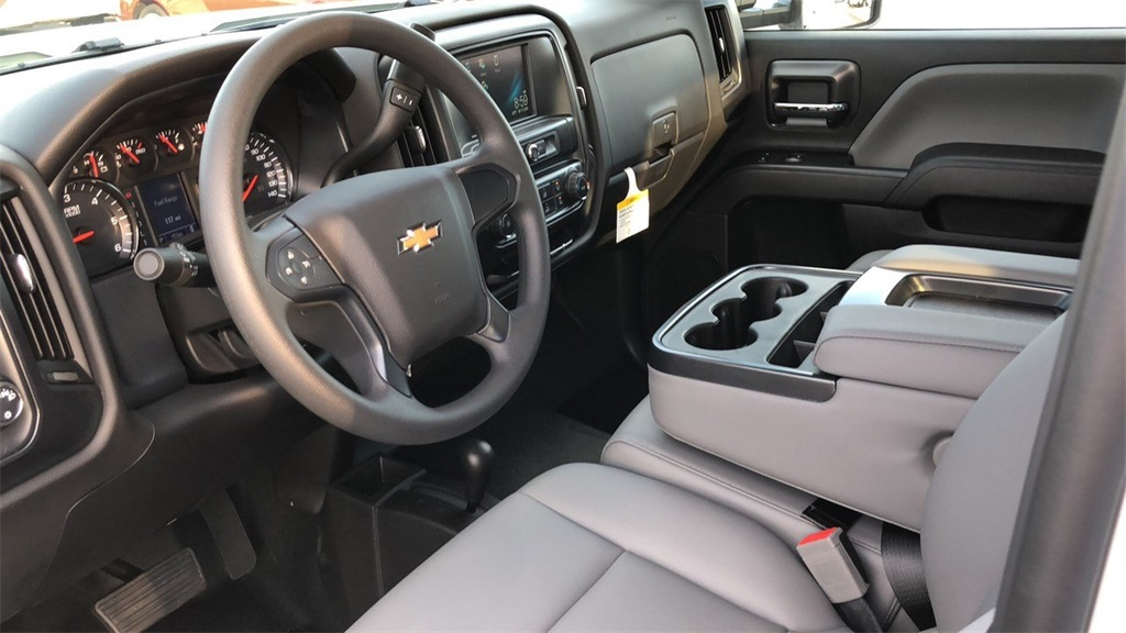 2019 Silverado 3500 Crew Cab 4x4,  Pickup #CX8T131067 - photo 14