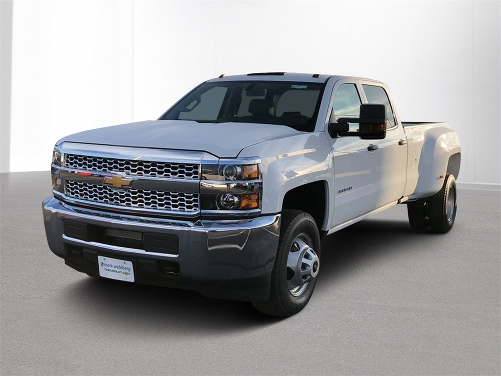 2019 Silverado 3500 Crew Cab 4x4,  Pickup #CX8T131067 - photo 3