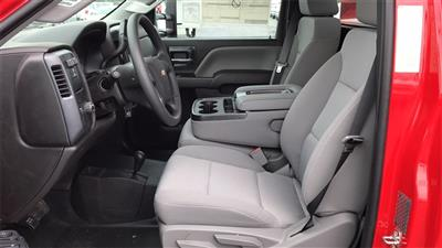 2018 Silverado 3500 Regular Cab DRW 4x4,  Rugby Z-Spec Dump Body #CX8T203565 - photo 13