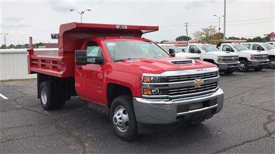 2018 Silverado 3500 Regular Cab DRW 4x4,  Rugby Z-Spec Dump Body #CX8T203565 - photo 6