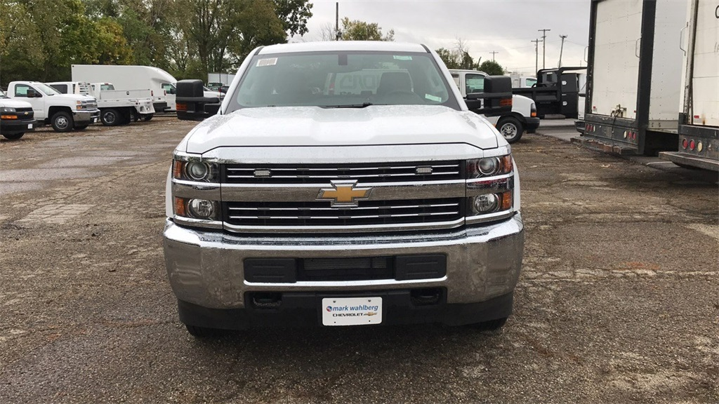 2018 Silverado 2500 Crew Cab 4x2,  Knapheide Service Body #CX8T265059 - photo 6