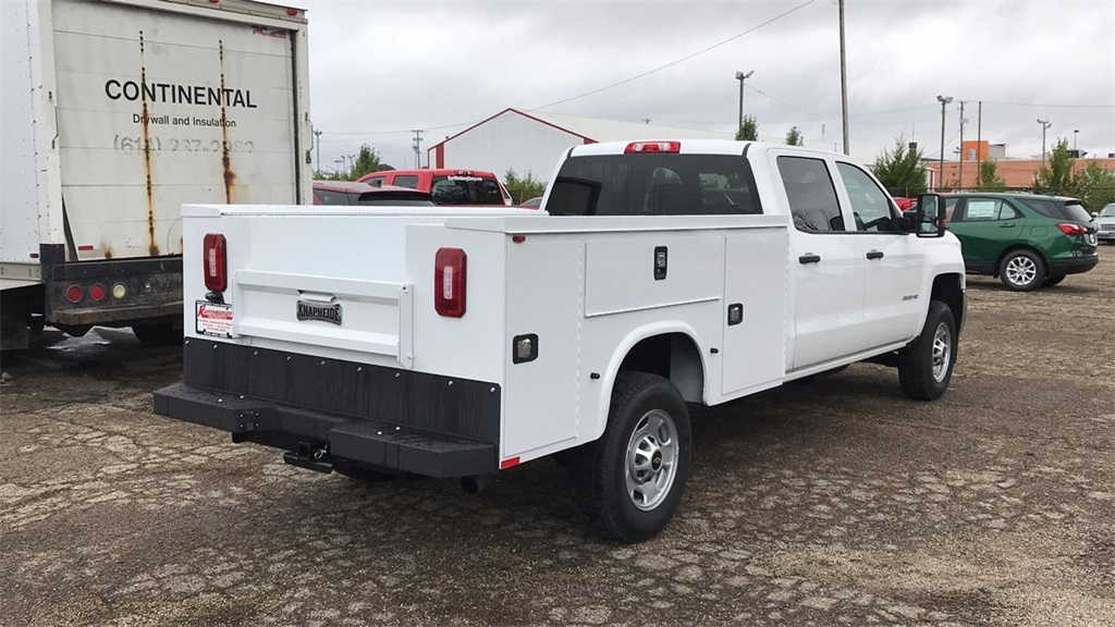 2018 Silverado 2500 Crew Cab 4x2,  Knapheide Service Body #CX8T265059 - photo 8