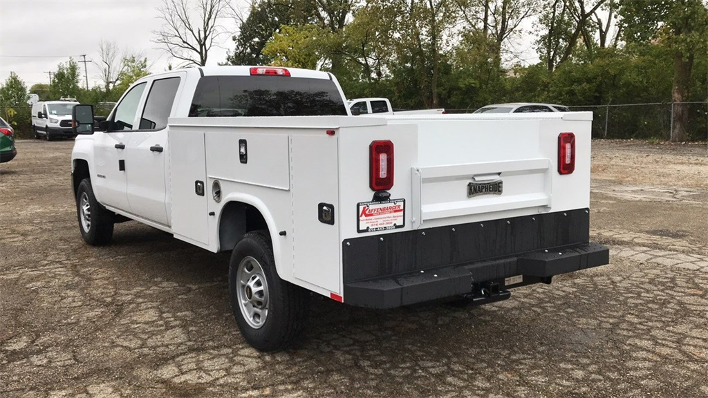 2018 Silverado 2500 Crew Cab 4x2,  Knapheide Service Body #CX8T265059 - photo 2
