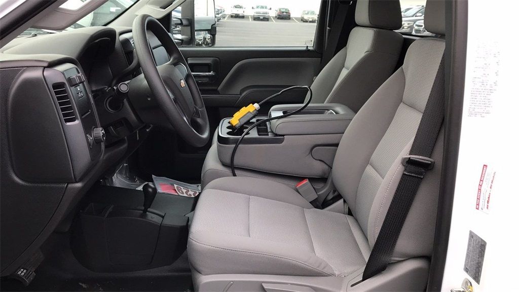 2019 Silverado 3500 Regular Cab DRW 4x4,  Rugby Dump Body #CX9T107582 - photo 13