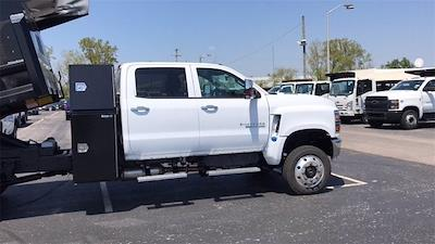 2019 Chevrolet Silverado 6500 Crew Cab DRW 4x4, Rowe Truck Equipment Dump Body #CX9T121198 - photo 5