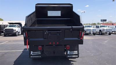 2019 Chevrolet Silverado 6500 Crew Cab DRW 4x4, Rowe Truck Equipment Dump Body #CX9T121198 - photo 10