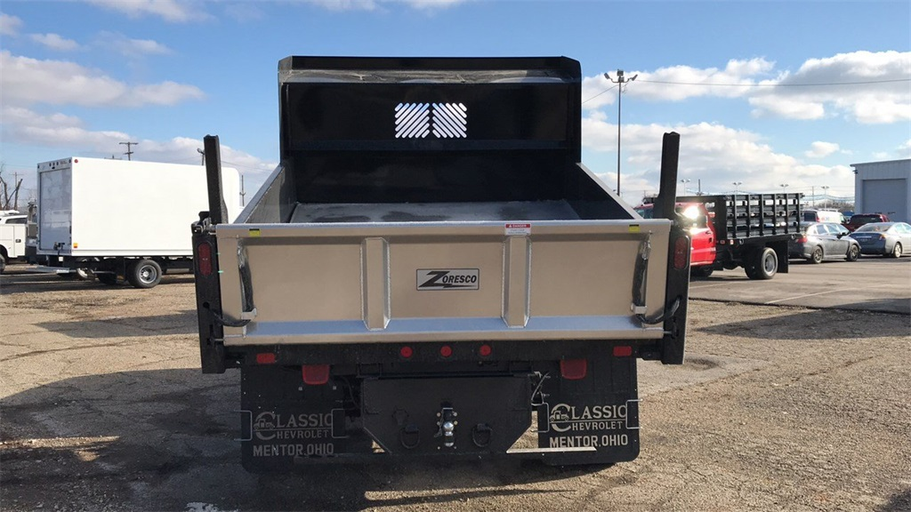2019 Silverado 3500 Regular Cab DRW 4x2,  Rugby Z-Spec Dump Body #CX9T154752 - photo 5