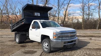 2019 Silverado 3500 Regular Cab DRW 4x2,  Rugby Z-Spec Dump Body #CX9T154752 - photo 4