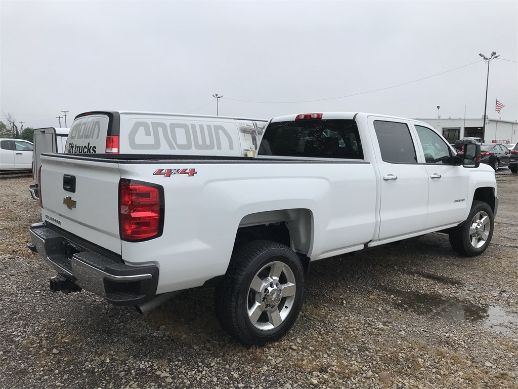 2019 Silverado 2500 Crew Cab 4x4,  Pickup #CXKF127856 - photo 3