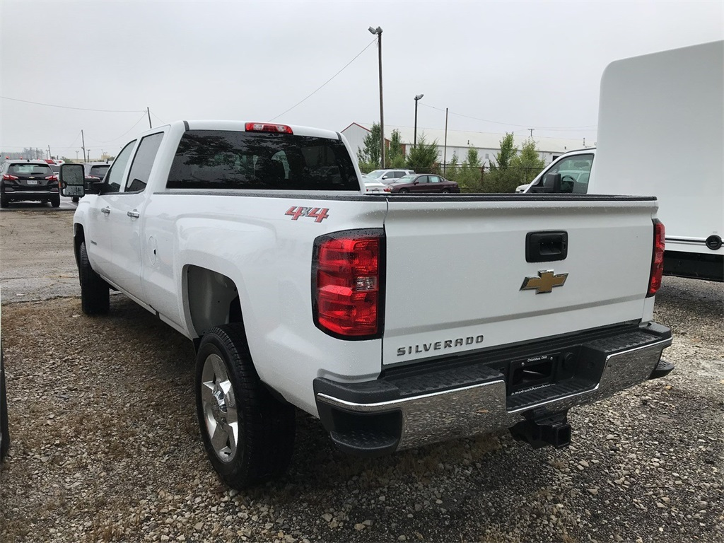 2019 Silverado 2500 Crew Cab 4x4,  Pickup #CXKF127856 - photo 2