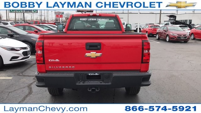 2018 Silverado 1500 Regular Cab 4x4,  Pickup #DR163780 - photo 14
