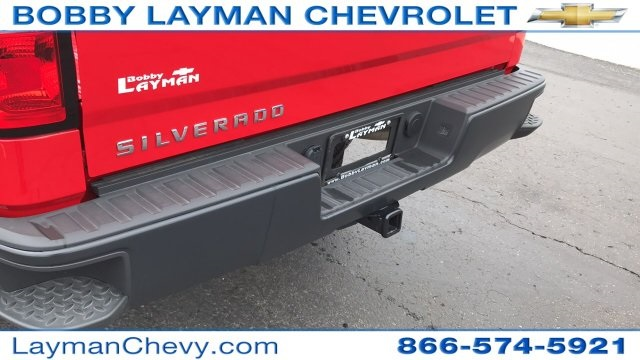 2018 Silverado 1500 Regular Cab 4x4,  Pickup #DR163780 - photo 16