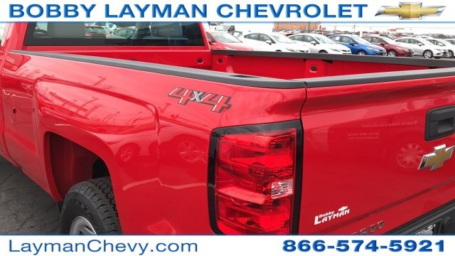 2018 Silverado 1500 Regular Cab 4x4,  Pickup #DR163780 - photo 18