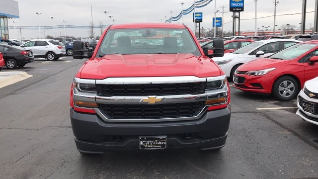 2018 Silverado 1500 Regular Cab 4x4,  Pickup #DR163780 - photo 7