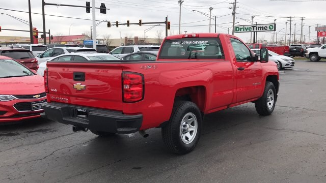 2018 Silverado 1500 Regular Cab 4x4,  Pickup #DR163780 - photo 11