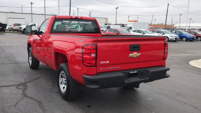 2018 Silverado 1500 Regular Cab 4x4,  Pickup #DR163780 - photo 3