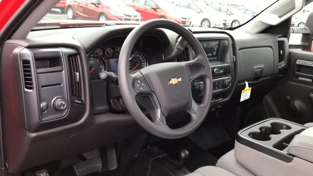 2018 Silverado 1500 Regular Cab 4x4,  Pickup #DR163780 - photo 23