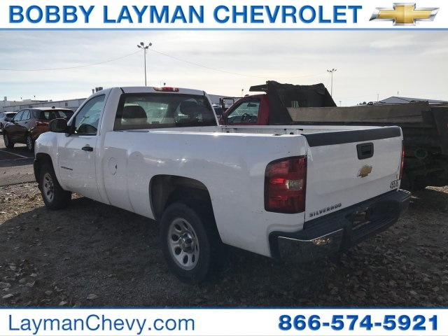 2013 Silverado 1500 Regular Cab Pickup #DZ256249 - photo 2