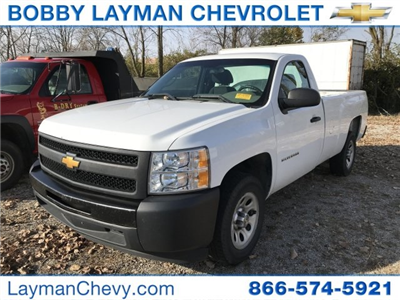 2013 Silverado 1500 Regular Cab Pickup #DZ256249 - photo 1